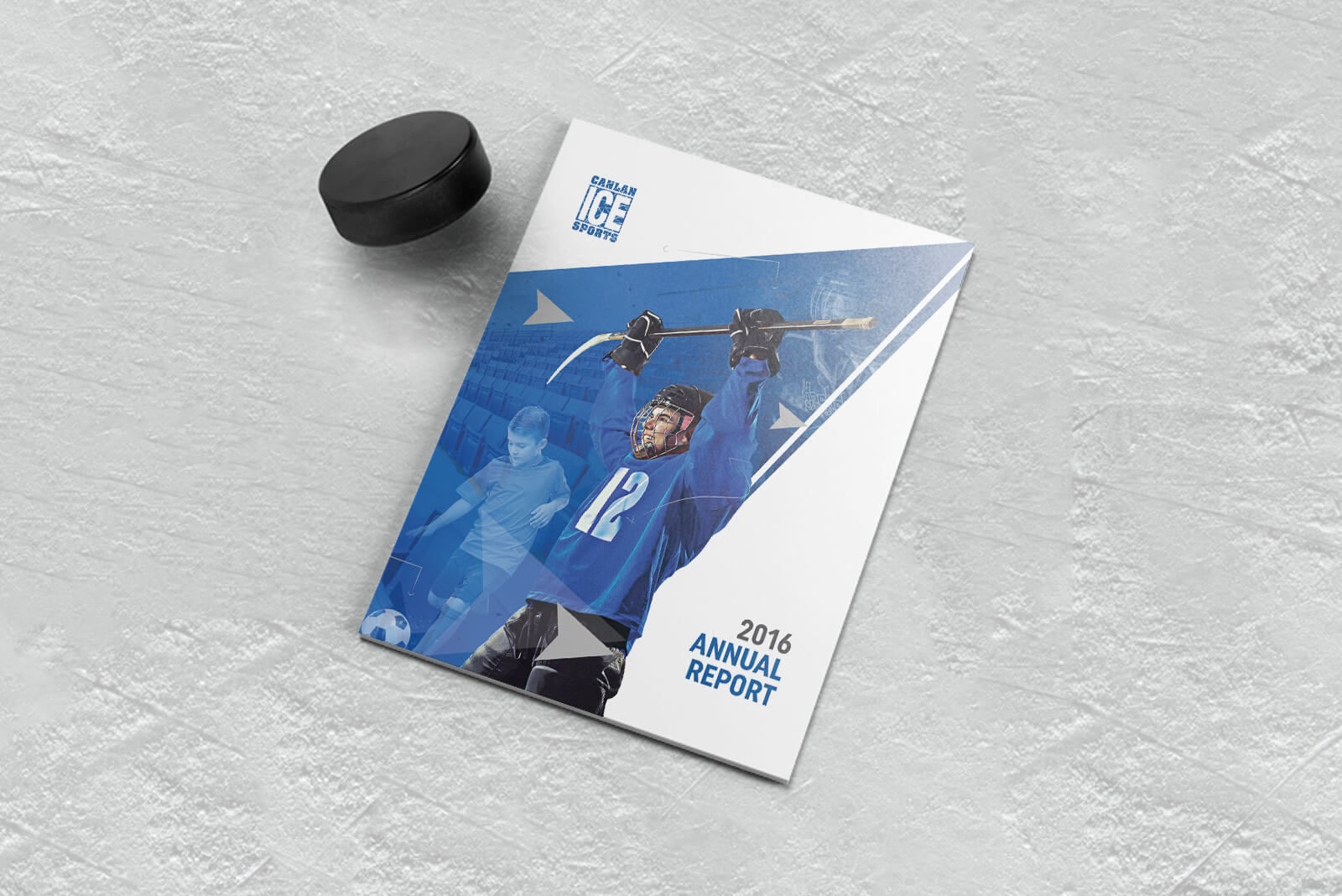 CanLan-Ice-Sports-annual-report-design-cover